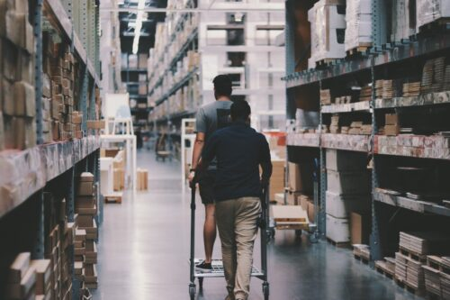 curso de gestión del almacén en comercios