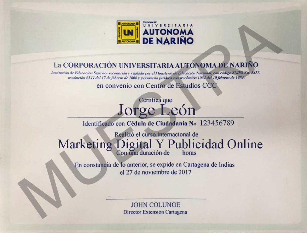 curso de marketing digital y publicidad online