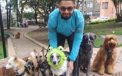 Practicas CCC Waggo curso de adiestramiento canino bogota